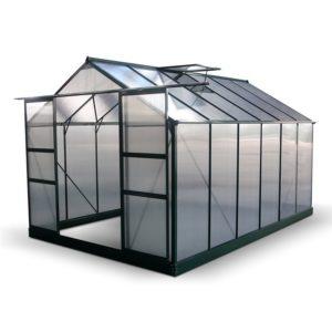 12x8 BillyOh Harvester Walk-In Aluminium Greenhouse