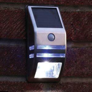Bright Garden Motion Sensor Solar Light