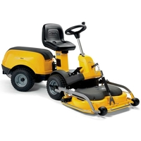 Stiga Park 320 P Front-Cut Ride-On Lawnmower (Excuding Deck)