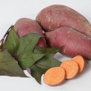 Sweet Potato Tatakoto