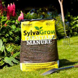 RHS SylvaGrow Farmyard Manure