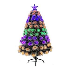 135 LED Multicolour Christmas Tree 120cm
