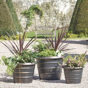 Beehive Planters - Pack of 3