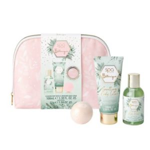 Style and Grace Spa Botanique Cosmetic Bag Set
